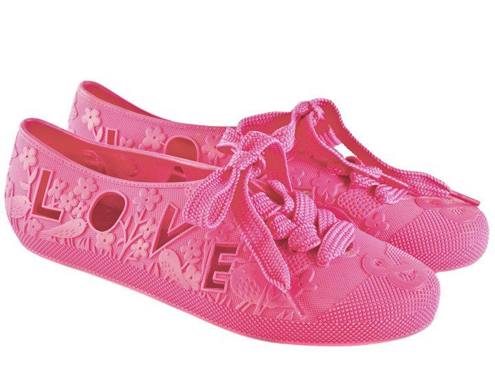 'Love And Peace' F-Troupe Bathing Shoe