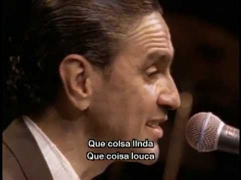 Chega de saudade - Caetano Veloso DVD Fina Estampa