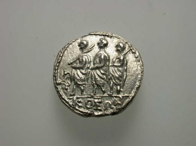 49 de monede dacice, din tezaurul de la  Sarmizegetusa Regia, repatriate