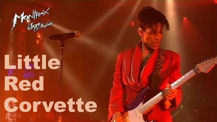 Prince - Little Red Corvette 【Montreux】