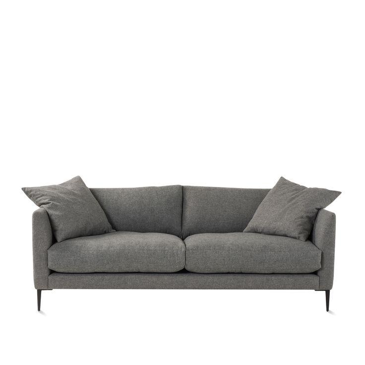 Città 3 seater Eve sofa in marl pumice $5690
