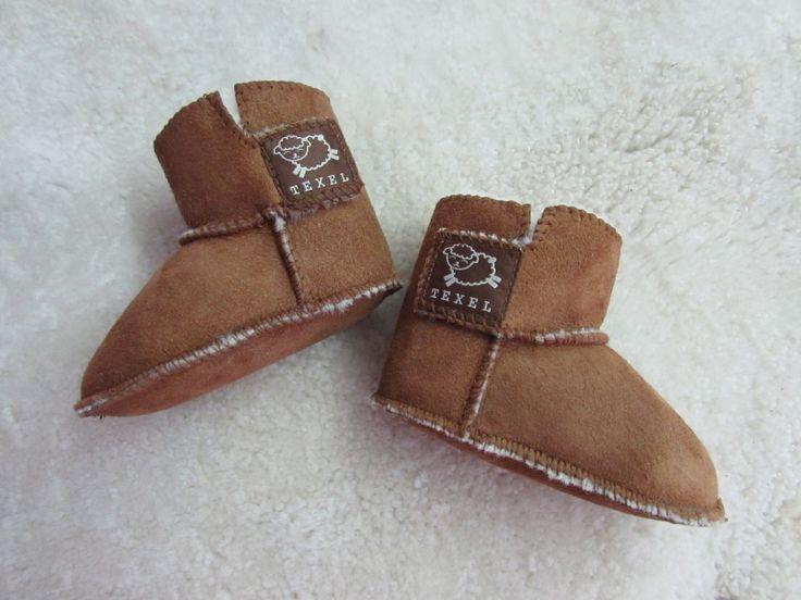 Baby boot 100% Schapenwol mt 18&20