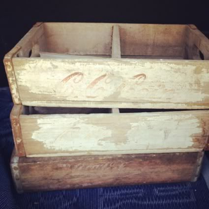 21 best images about crates n 39 boxes on pinterest old for Uses for old wooden crates