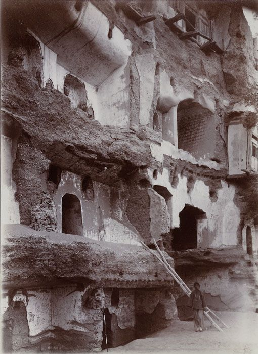 Caves of the Thousand Buddhas, Dunhuang, China