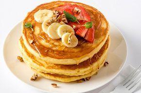 Después de hacer ejercicio en la mañana buscas un desayuno saludable y fácil, estos hot cakes de avena y amaranto son perfectos #avena #fitness #saludable #foodfit #light #recipeoftheday #recetasfaciles #dieta #recetascaseras #delicious #foodlover