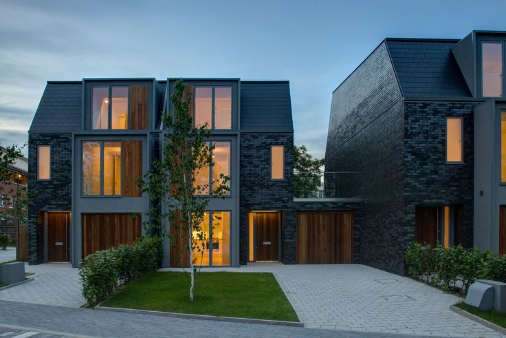 Contemporary design, adaptability and sustainability are key drivers for Greenfield Place, Hayes, with beautiful VELFAC glazing.