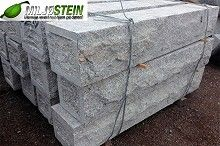 JuliKupp! Granitt mur 20x20x80-120 cm. granittmur støttemur