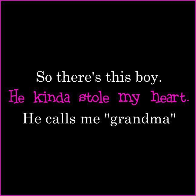 He Stole #Grandma's Heart...  Visit us at