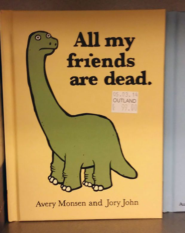 Best My Funny Bone Images On Pinterest Funny Things Funny - 27 childrens books that will destroy your childhood