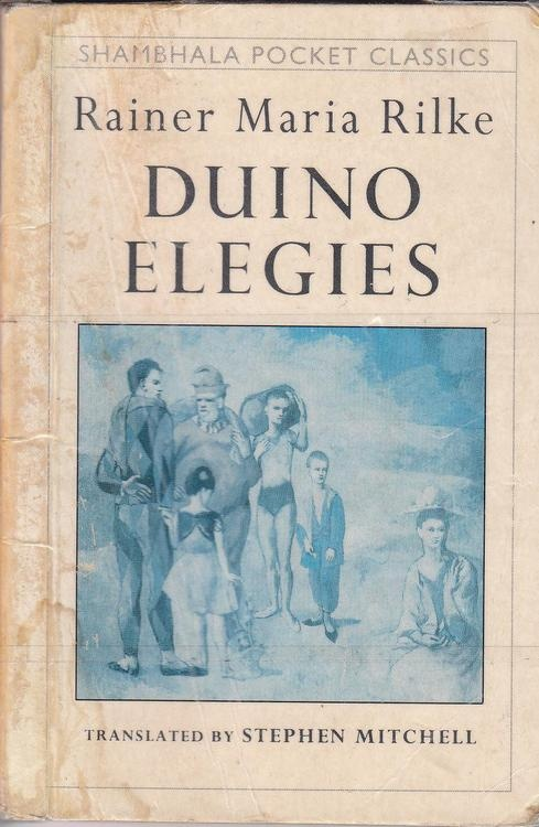 a literary analysis of duino elegies by rilke Welcome to abc radio national  german poet rainer maria rilke had a titanic case of writer's block  rilke was struggling to continue the duino elegies,.