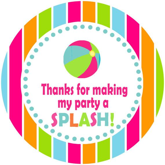 Beach Ball Invitations is perfect invitations sample