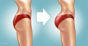 Cómo tener un trasero de envidia sin cirugías