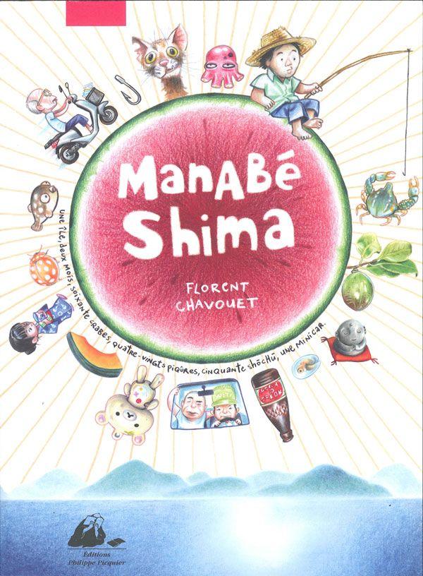 """Florent Chavouet est de retour avec un deuxième recueil de croquis ou """"carnet de voyage illustré"""" d'une toute nouvelle aventure au Japon. Cette fois-ci on embarque sur un île de pêcheurs complètement perdue de la mer intérieure de Seto : Manabe shima (au large d'Ōsaka). On y rencontre les personnages (Ikkyu-san l'aubergiste) et familles (Les Nakamuro) atypiques, drôles et sympathiques d'un des coins les plus reculé du Japon. Certains l'ont trimballé jusqu'au temple pour prier."""