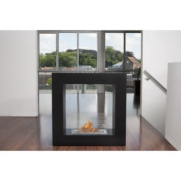 Bio-Blaze Bio-Blaze Qube Bio Ethanol Fuel Fireplace