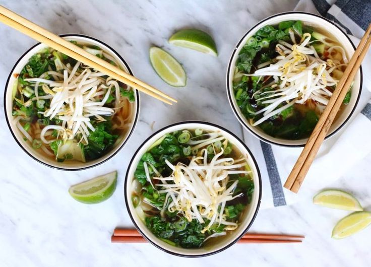 """51 Likes, 1 Comments - Supergoodforyoufoods (@supergood4you) on Instagram: """"@ehvegan awesome veganized Pho Vietnamese Soup with ginger, carrots, pho spice blend, apples, baby…"""""""