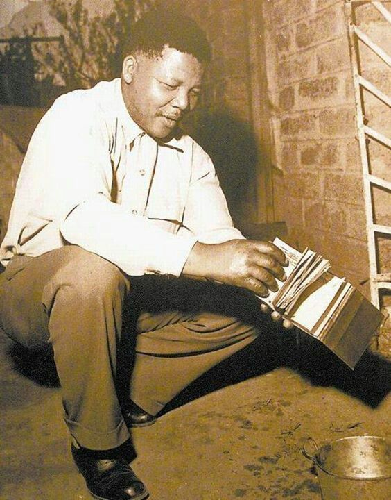 He was a man...#Mandela