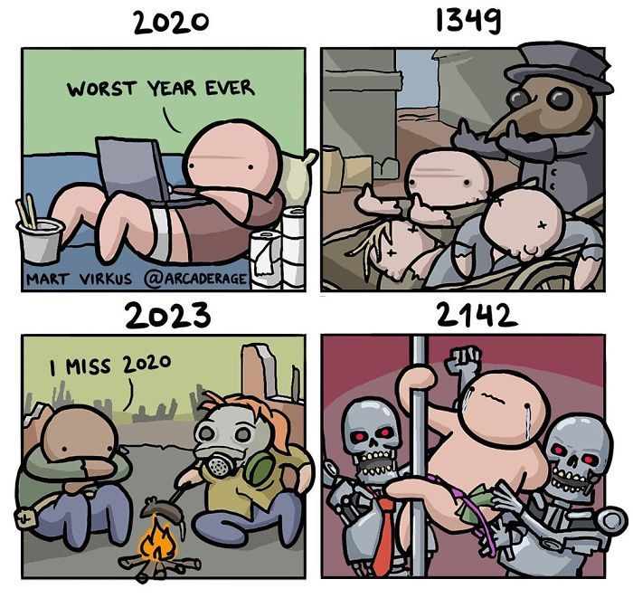2020 Is The Worst Year So Far In 2020 Memes Funny Relatable Memes Funny Images