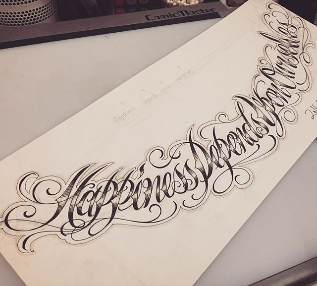 1308 Best Images About Lettering Filigree On Pinterest