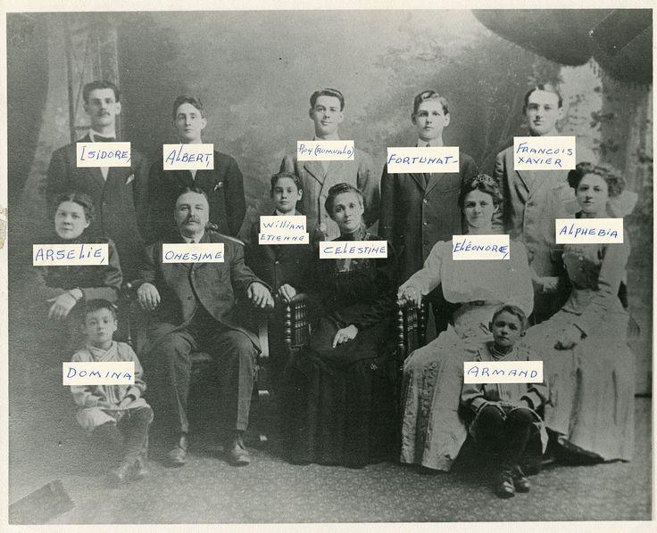 Rodina Domina Jalberta