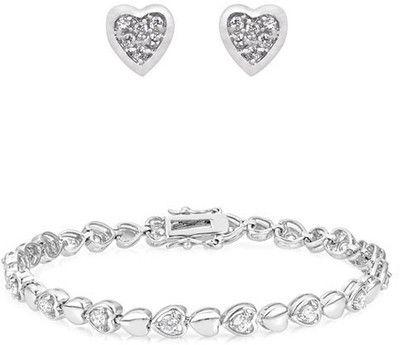Conjunto Pequeño Corazón I - Valentina Salerno - Joyería  #corazón #pendientes #joyas #joyería #sanvalentín #diadelosenamorados #conjunto  #valentinasalerno #pulsera #corazones #jewels #jewelry #bracelet #pendant  #heart #hearts #earrings #valentinesday #love #inlove #jewelry set