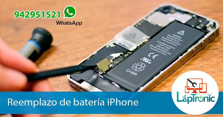 ¿La batería de tu iPhone te está causando problemas?  ¡Pasa por LAPTRONIC para una verificación GRATIS y sin compromiso!  TE ESPERAMOS → http://www.laptronic.pe/reparacion-iphone/ ✔ Escríbenos al WHATSAPP ► 942951521 ✔ O LLÁMANOS AL ☎ 348-5122  * bateria iPhone 4s * bateria iPhone 5 * bateria iPhone 5s * bateria iPhone 5c * bateria iPhone 6 * bateria iPhone 6 Plus * bateria iPhone 6s * bateria iPhone 6s Plus