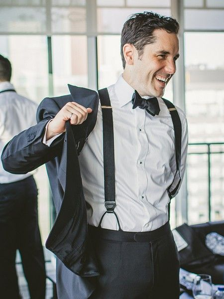 Love this classic look for any groom! Amazing shot captured by Ten·2·Ten Photography.