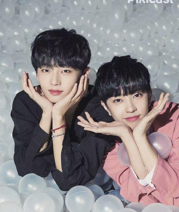 Longguo (Yongguk) and Shihyun