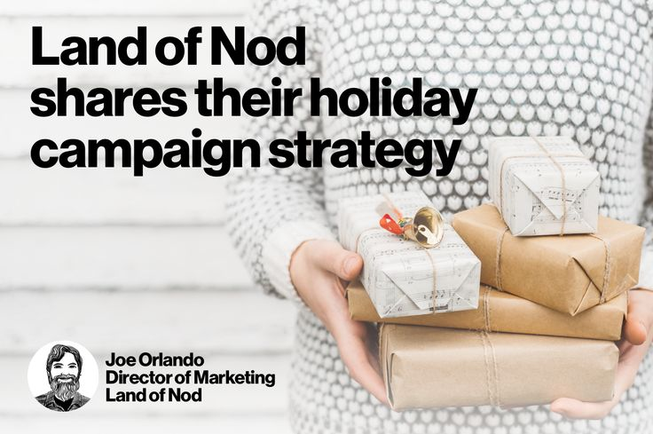 Retail holiday Q&A: A conversation with Land of Nod