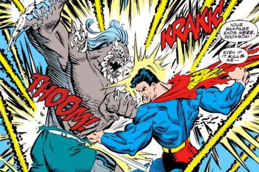 History of Doomsday, Superman's Deadliest Foe -- Vulture