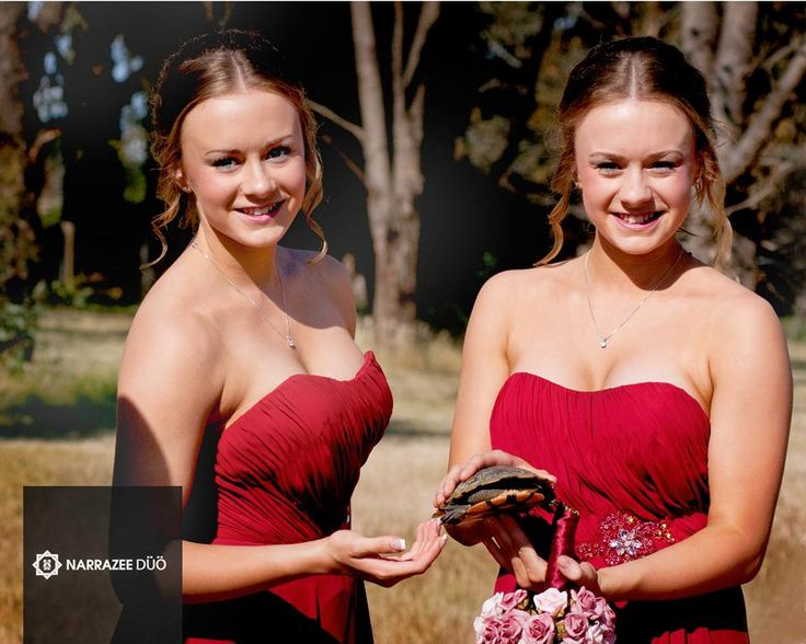 Bridal party. NarrazeeDuo.com