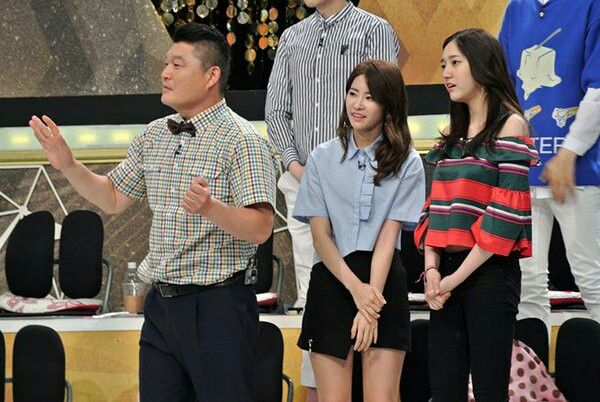 Dani, Cathy, Shannon at SBS Star King (3)