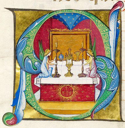 altar of God illumation art - Google Search