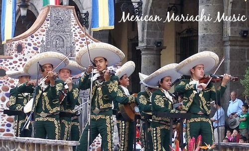 Learn about Mexican mariachi music, it's origins and instruments, and listen to some of the classic favorites.