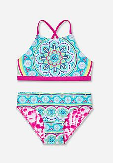 I have this bathing suit  it is so cute and it's even reversible