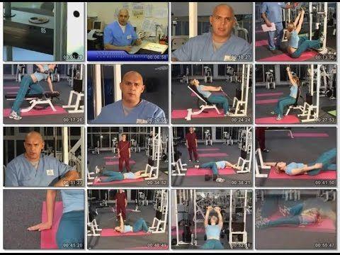 Упражнения Бубновского в домашних условиях: видео инструкция