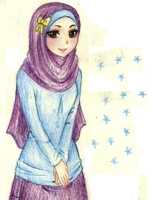 Anime Girl Wearing Hijab 635 Best Images About Muslim Cartoons On