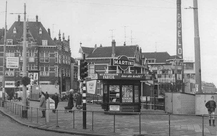 Schiedamseweg Rotterdam (jaartal: 1960 tot 1970) - Foto's SERC