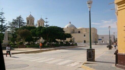 Plaza Lambayeque