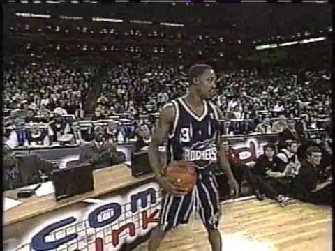 Steve Francis - 2000 NBA Slam Dunk Contest - YouTube