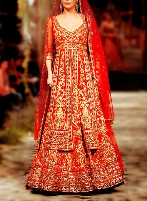 Indian Couture - Tarun Tahiliani