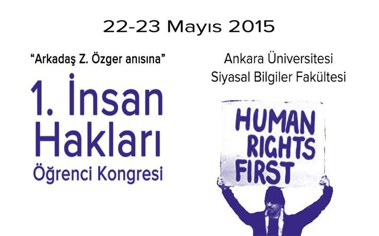 1. İnsan Hakları Öğrenci Kongresi