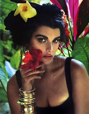 Crystal Renn. Seriously I love her.