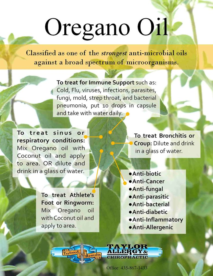 Benefits of Oregano Oil! Essential Oils. Homeopathic. Respiratory, cold and flu, croup treatment, so many things!