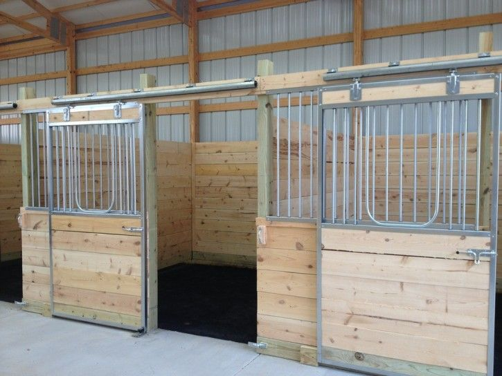 122 best images about horse stall door ideas on pinterest for Horse stall door plans