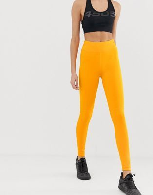 a0cb7eed11 ASOS 4505 run legging with tie waist #yellow | Fabulous clothes in ...