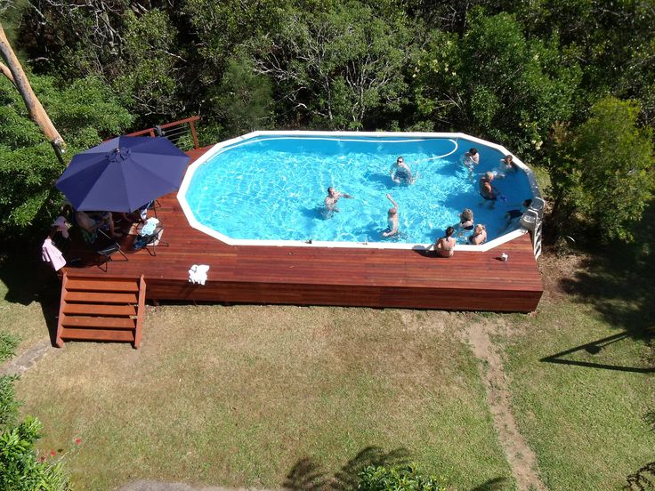 Best 25 Above Ground Pool Sale Ideas On Pinterest Deck Ideas Around Above Ground Pools Deck