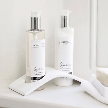 Ceramic Bottle Arch - Bathroom Accessories | The White Company, England
