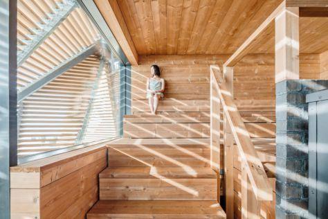ARCHITECTURE, AVANTO, FINLAND, SAUNA LÖYLY BY AVANTO ARCHITECTS