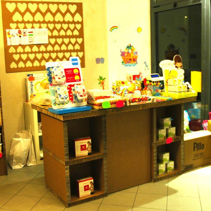 40 best arredamento negozi images on pinterest | workshop, eco ... - Idee Arredamento Negozio Abbigliamento Bambini