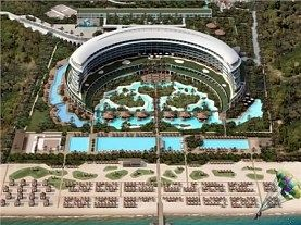 Charter Antalya - Hotel Maxx Royal Belek Golf & Spa 5*